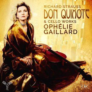 trauss - Don Quixote & Cello Works
