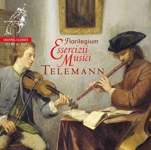 Recensie Telemann - Essercizii Musici