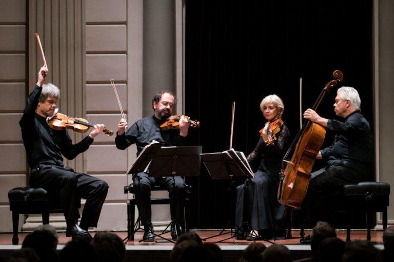 Hagen Kwartet valt in de prijzen