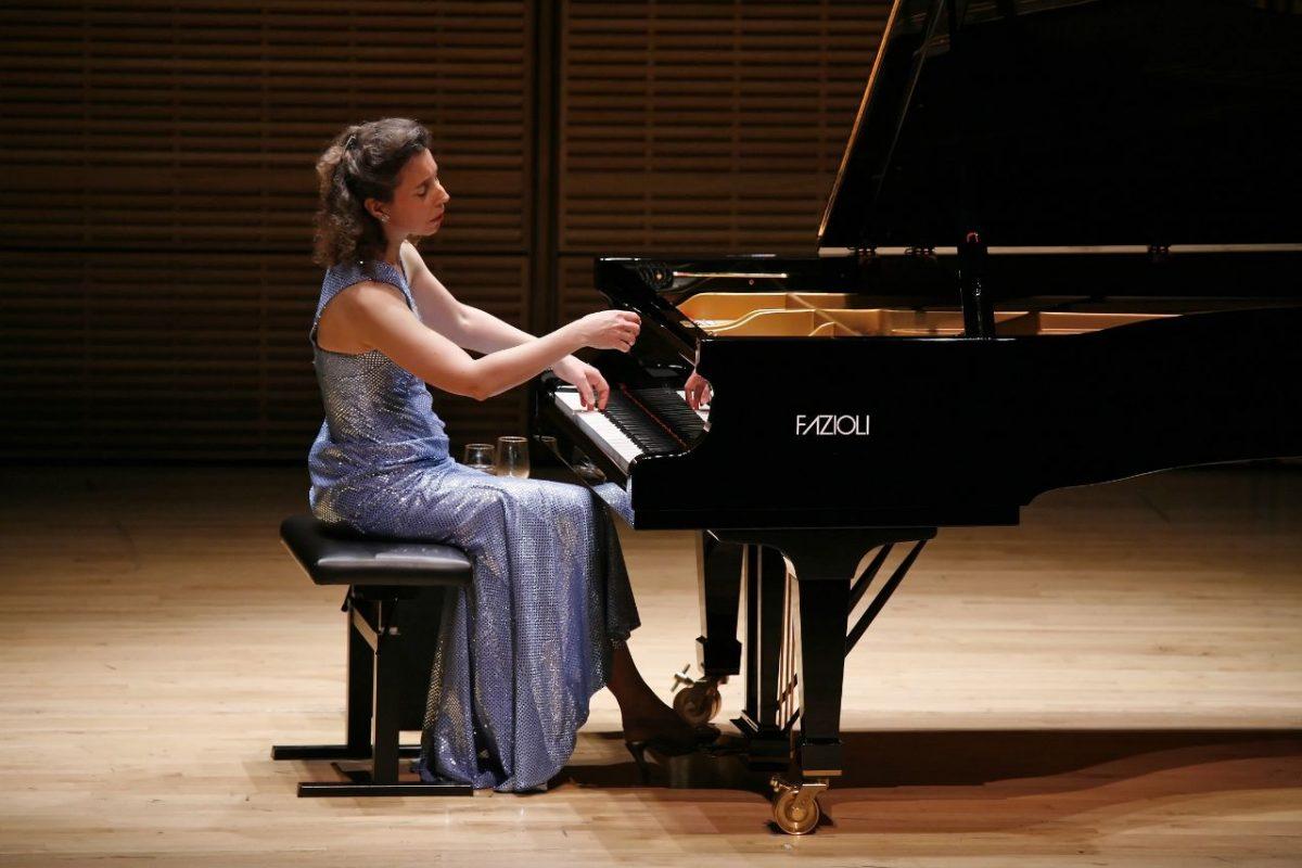 Angela Hewitt speelt dubbelrecital Bach