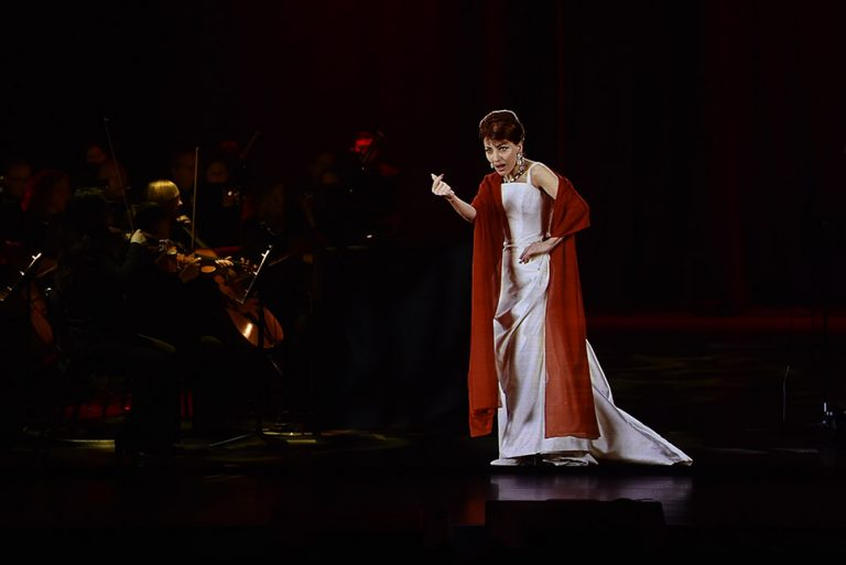 Callas in Concert - The Hologram Tour