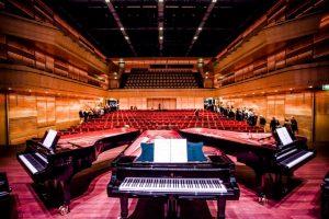 De YPF Piano Competition 2019 vindt plaats in Muziekgebouw aan 't IJ in Amsterdam.