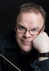 Dirigent Joost Smeets