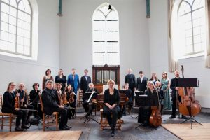 Apollo Ensemble speelt Brockes-Passion van Telemann (foto: Anne Meyer)