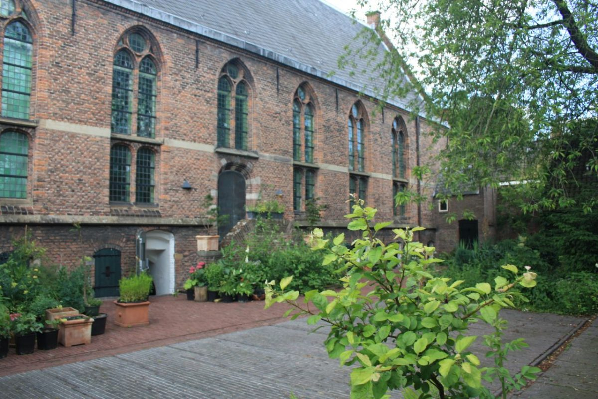 Centrum voor kamermuziek in Leeuwenbergh Gasthuis in Utrecht