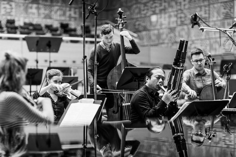 Holland Baroque werkt samen met Wu Wei (foto: Wouter Jansen)