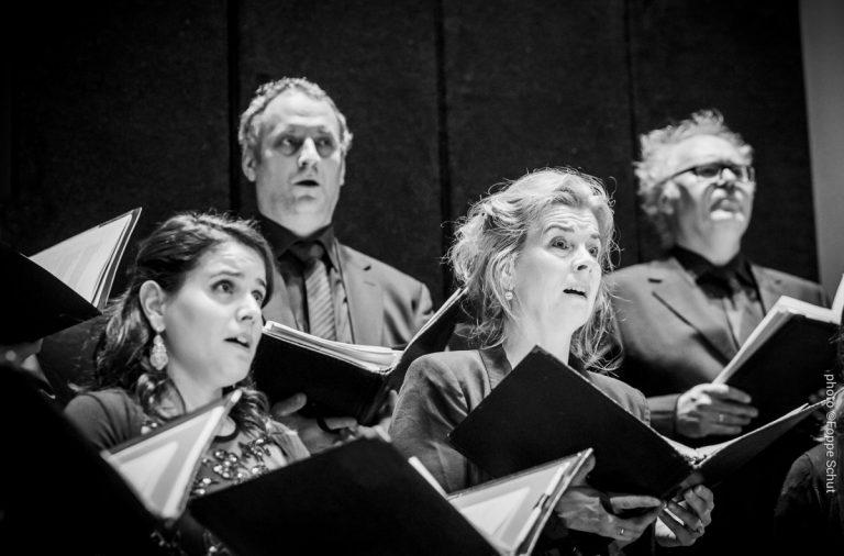 Nederlands Kamerkoor zendt in samenwerking met Parmando 24culture alle gezongen psalmen uit - Luister Magazine