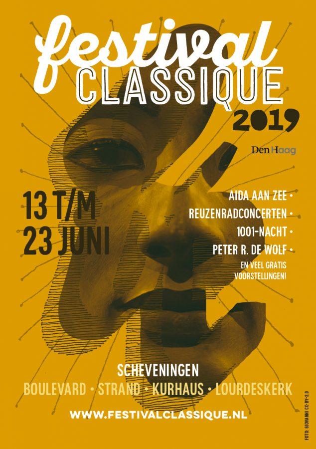 Festival Classique probeert klassieke muziek voor iedereen te programmeren - Luister magazine