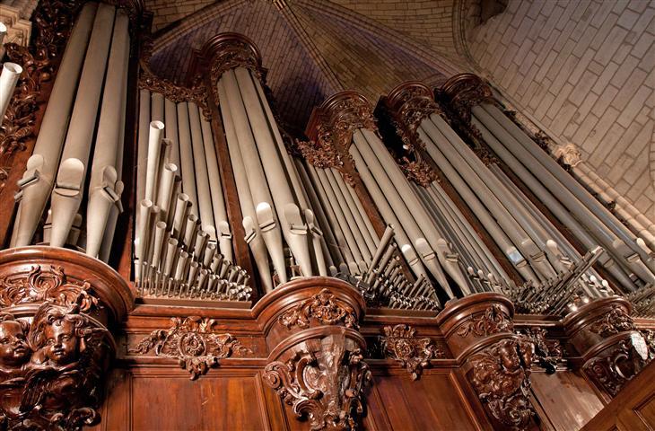 Het Cavaillé-Coll orgel is waarschijnlijk ook beschadigd tijdens brand Notre Dame - Luister magazina