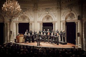 Tijdens de Operadagen Rotterdam won het Nederlands Kamerkoor een Operadagen award - Luister magazine