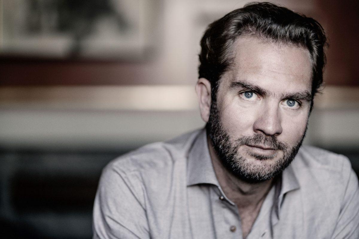 Bariton Thomas Oliemand is gastprogrammeur van Delft Chamber Music Festival - Luister magazine