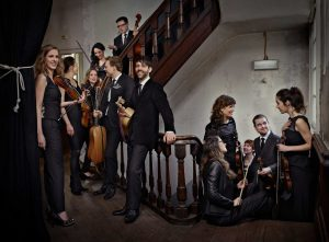 Holland Baroque en Daniël Lohues werken samen