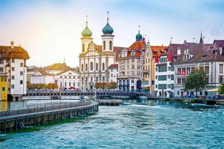 Luister Lezersreis Luzern