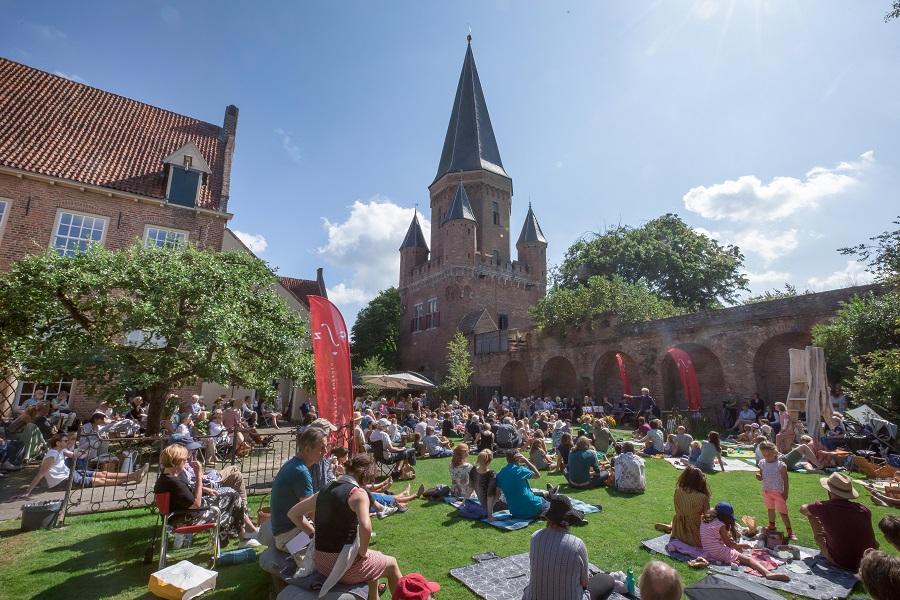 Tiende editie Cellofestival Zutphen van Jeroen den Herder is dit jaar met Wu Wei - Luister magazine over Klassieke Muziek