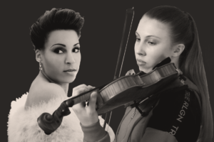 Sanne Zwikker en Imara Thomas geven Paganini's vioolconcert een modern randje - Luister magazine over klassieke muziek