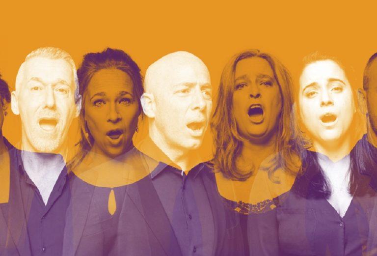 Nederlands Kamerkoor: 150 psalmen in 150 dagen
