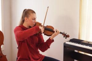 Paganini's 17e Caprice