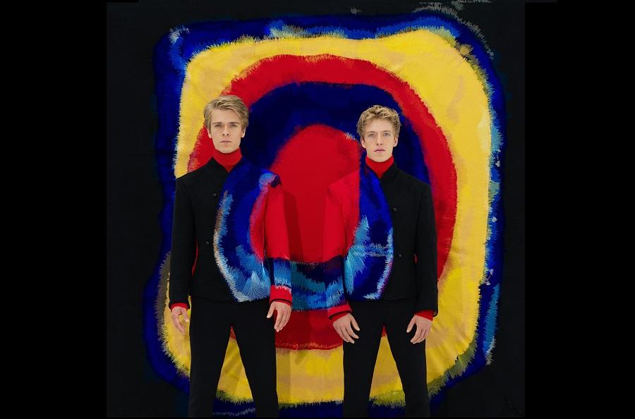 Lucas en Arthur Jussen