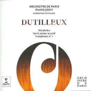 DUTILLEUX