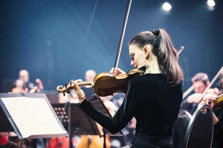 Rotterdam Philharmonic Orchestra Academy, de eigen academie van het Rotterdams Philharmonisch Orkest. Foto: Karen van Gilst