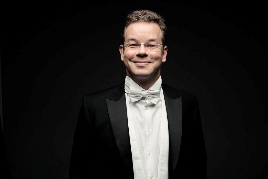 Antony Hermus, de nieuwe chef-dirigent van het Belgian National Orchestra