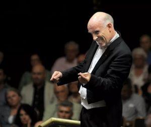 Nieuwe dirigent van het VU-Orkest