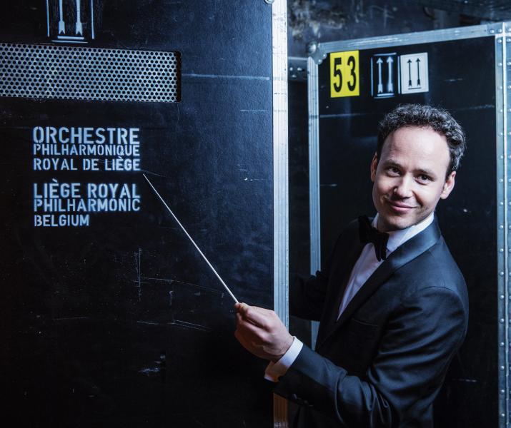 Orchestre Philharmonique Royal de Liège in Bozar