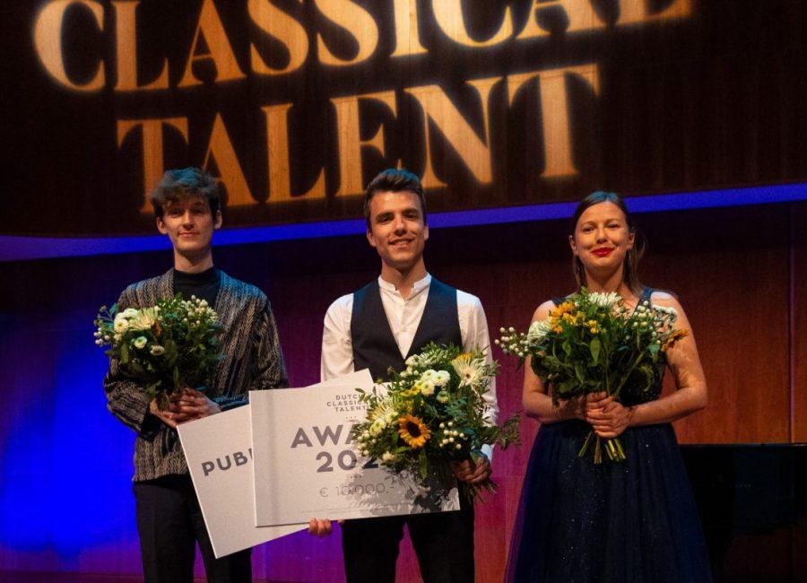 Finalisten van de Dutch Classical Talent Award 2021