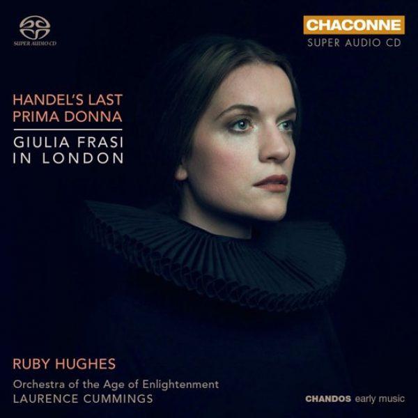 Recensie Handel's Last Primadonna - Giulia Frasi in London