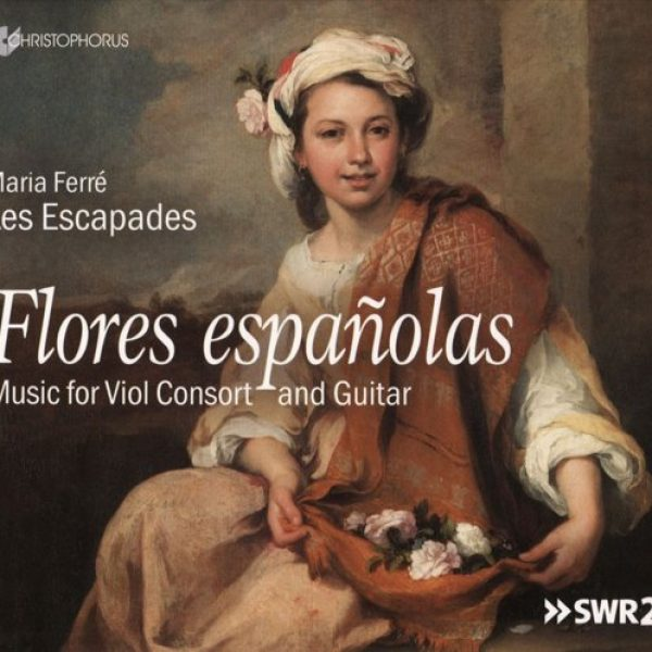 Recensie Flores españolas – Music for Viol Consort and Guitar