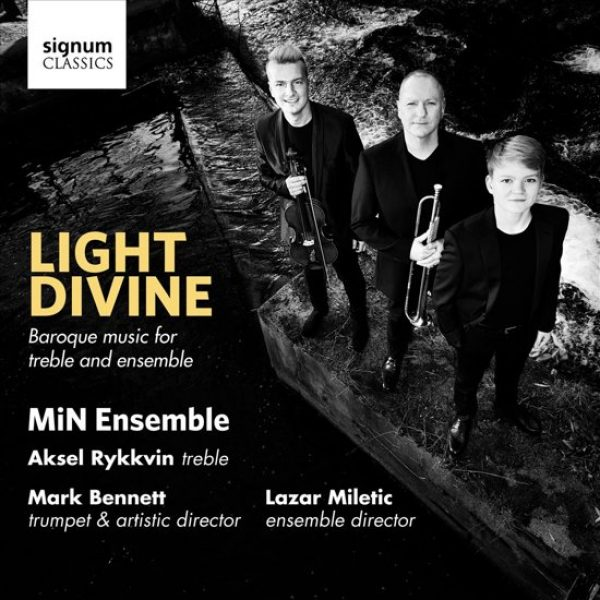 Light Divine - Aksel Rykkvin