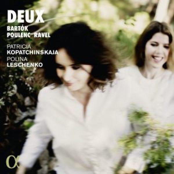 Recensie Deux - Bartok - Poulenc, Ravel