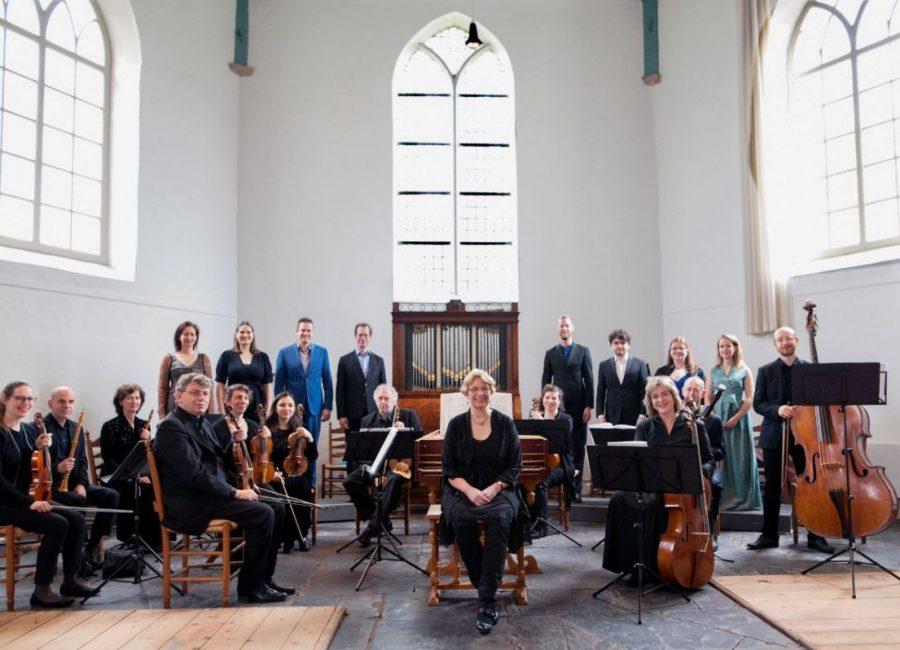 Apollo Ensemble speelt Brockes-Passion van Telemann (foto: Anne Meyer)