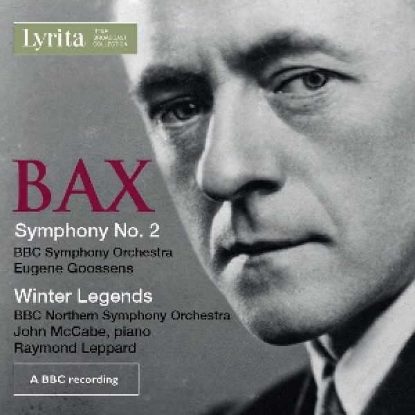 BAX - Symphony No.2 – Winter Legends