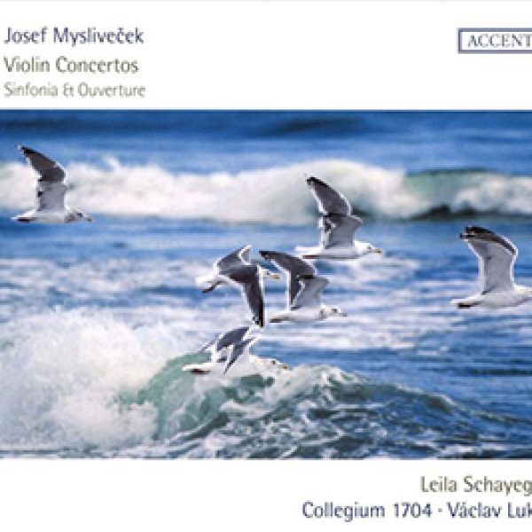 MYSLIVECEK - Violin Concertos – Sinfonia & Ouverture