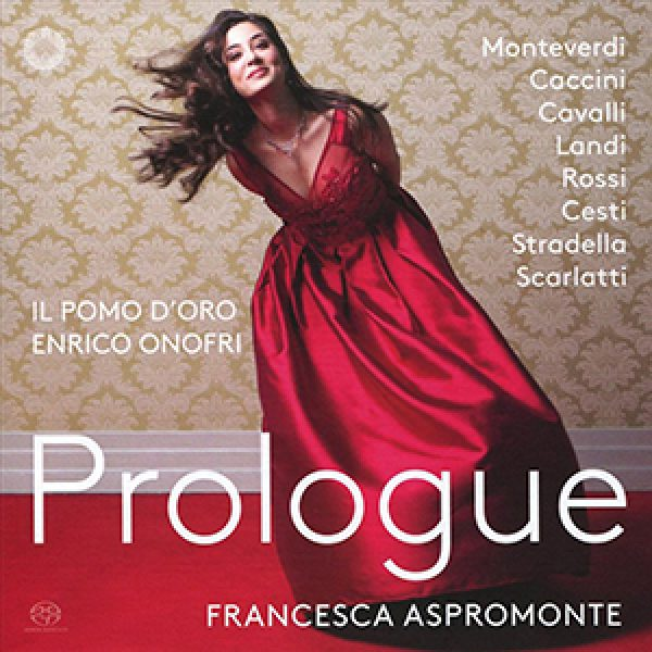 74Recensie DIVERSEN - Prologue (muziek van Monteverdi, Caccini, Cavalli e.a.)