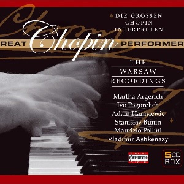 CHOPIN - Piano Concert No. 1