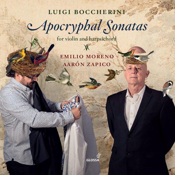 Recensie BOCCHERINI Apocryphal Sonatas