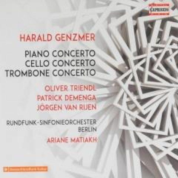 GENZMER - Piano Concerto