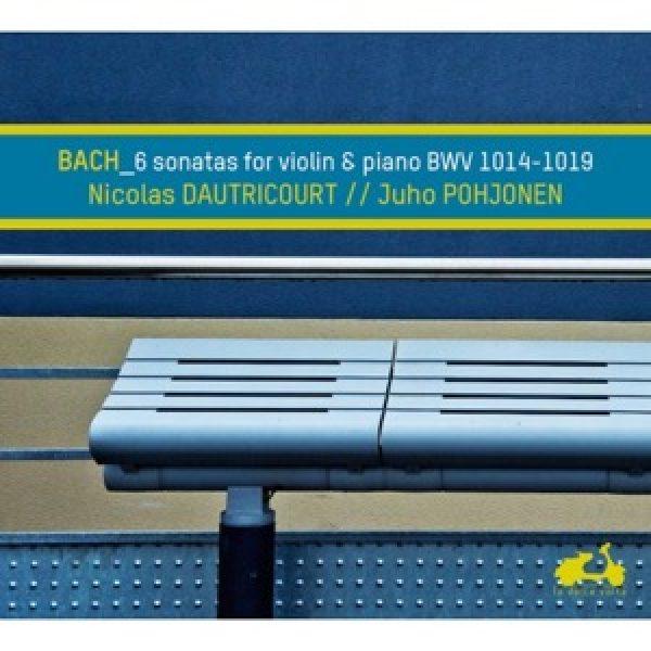 J.S. BACH - 6 Sonatas for Violin and Piano