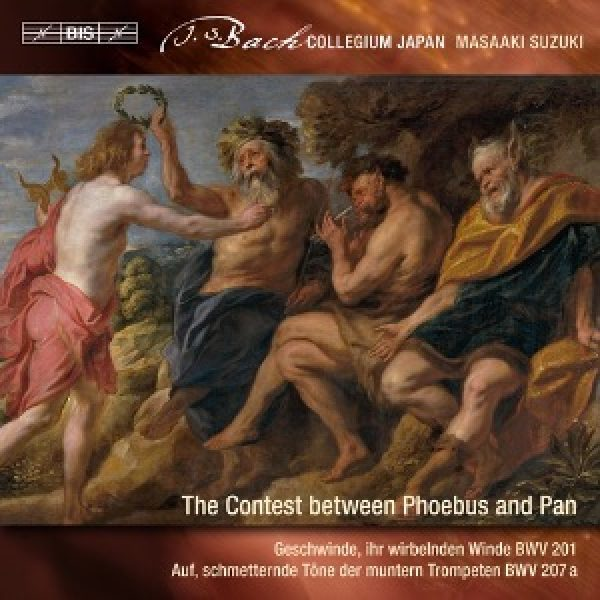 J.S. BACH - The Contest between Phoebus and Pan
