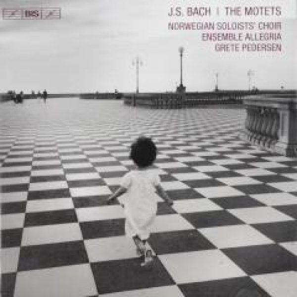 J.S. BACH - The Motets
