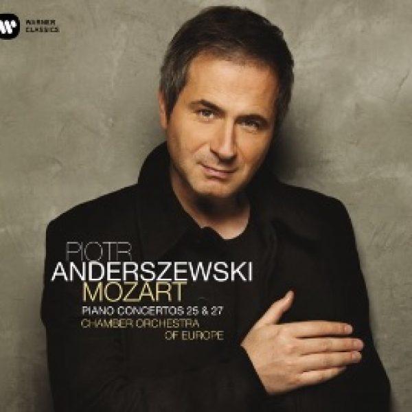MOZART - Piano Concertos 25 & 27