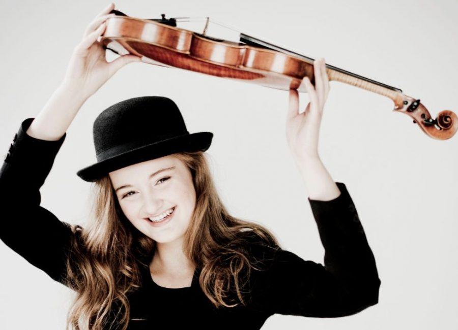 Noa Wildschut en Philips Symfonie Orkest