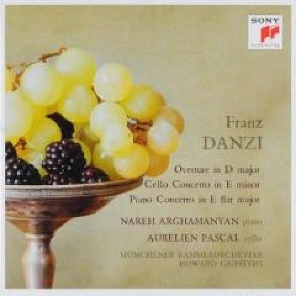 Recensie Danzi - Overture in D major