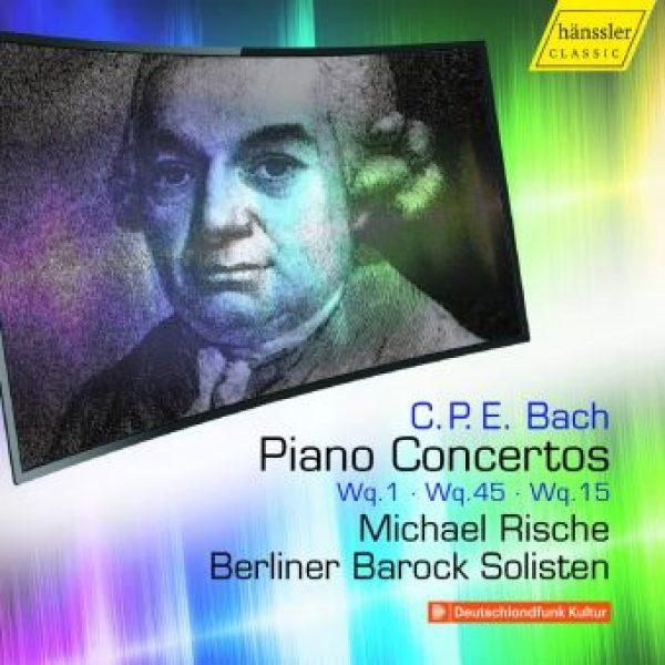 C.P.E. BACH - Piano Concertos Vol. IV