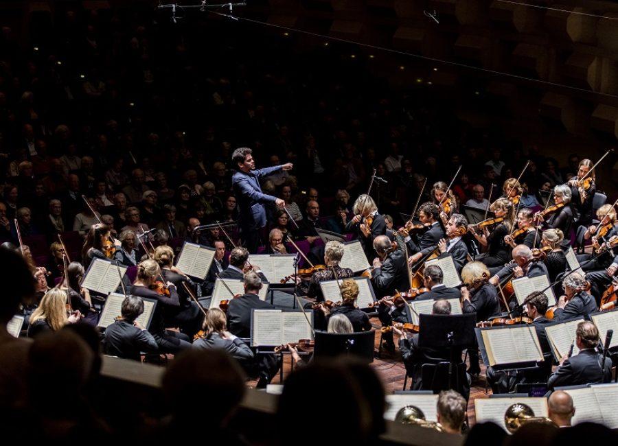 RPhO presenteert concertprogramma