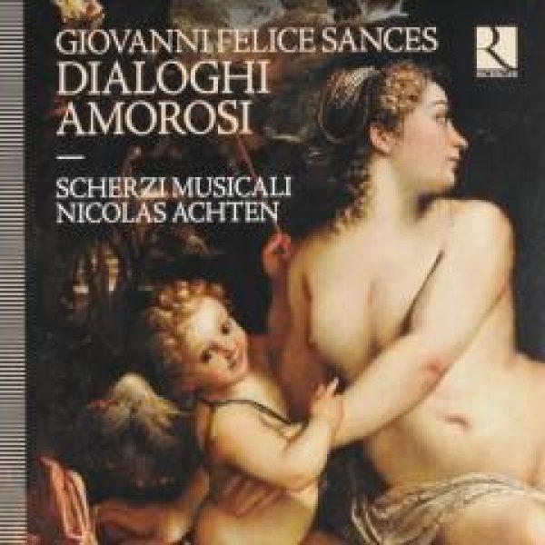 SANCES - Dialoghi amorosi