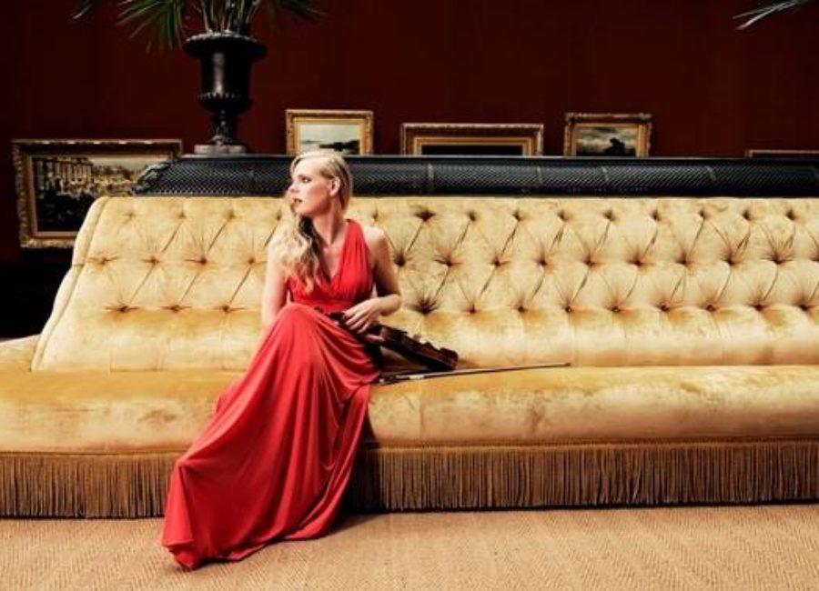 Simone Lamsma. Foto Otto van den Toorn