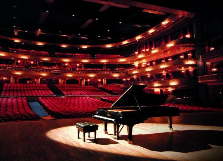 piano klassieke muziek